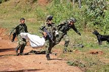 Cese de tregua unilateral de las Farc dejó coja la mesa de la  paz