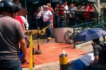 Muere paciente afuera de IPS Comfenalco en el norte de Cali