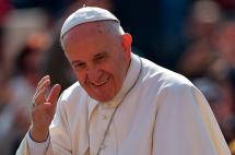 Estoy un poco enfermo y un poco anciano: Papa Francisco