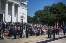 En Imágenes: así se conmemoró el día de los 'Héroes Caídos' en EE.UU