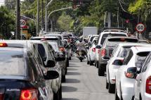 Mañana rotará el Pico y Placa para vehículos particulares en Cali