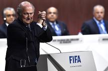 Joseph Blatter, reelegido presidente de Fifa