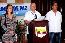 Farc insta a Gobierno colombiano a aplicar acuerdos contra drogas ilícitas