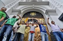 Secretario de Tránsito pide no politizar protesta de transportadores en Catedral de Cali