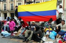 Colombia es el segundo país con más desplazados internos en el mundo, dice ONG