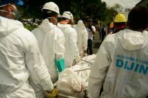 Ya van diez cuerpos encontrados en las minas de Riosucio
