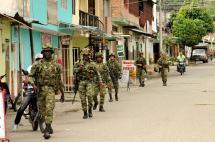 Habitantes del Cauca sienten temor de una arremetida de las Farc
