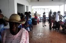 Se agudiza drama de desplazados en Guapi, Cauca, tras bombardeos