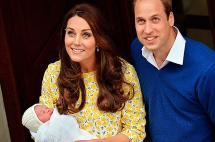 La princesa de Cambridge se llama Carlota Isabel Diana