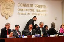 Reforma al Equilibrio de Poderes pasó a último debate