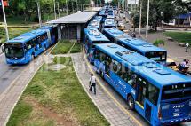 Justicia no ha ordenado parar 134 buses del sistema MÍO