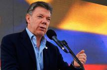 Presidente Santos reitera llamado a las Farc de agilizar el proceso de paz