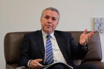 Magistrado Néstor Osuna renuncia a su cargo en la Judicatura