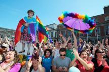 Irlanda, primer país en aprobar el matrimonio homosexual por voto popular