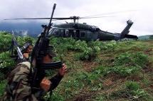 Ejército reportó la muerte de 18 guerrilleros en Guapi, Cauca