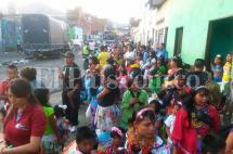 Los indígenas Emberá Katío regresaron a su hogar