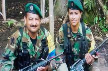 En video: 'Román Ruiz', el jefe de finanzas de las Farc que murió en Chocó