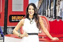 Maira Alejandra Herrán, la candidata de Palmira a Señorita Valle