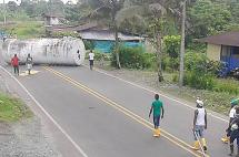 En menos de 18 horas se han registrado cuatro atentados en Tumaco