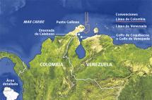 Disputa marítima entre Colombia y Venezuela no pasó de la escaramuza