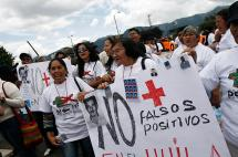 Seis casos de 'falsos posítivos' pasan a la Corte Interamericana de Derechos Humanos