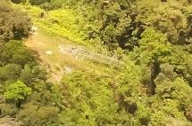 Destruyen explosivos ubicados cerca a la torre derribada por las Farc en Buenaventura