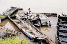 Pescadores y habitantes de Tumaco, los más afectados por tragedia ambiental