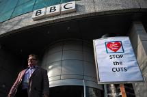 La BBC anunció que suprimirá más de mil empleos