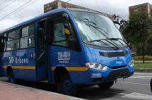 Así se descubrió la mentira que inventó la conductora del Sitp en Bogotá