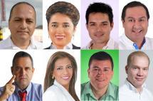 Ocho candidatos buscan llegar a la Alcaldía de Tuluá
