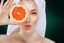 ¿Sabías que consumir cítricos es bueno para tu piel?