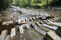 Preocupación por disminución de caudales de los ríos caleños