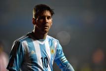 Lionel Messi califica de