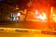 Robo de medidor de gas causó emergencia en el barrio Guayaquil
