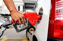 Precio del galón de gasolina baja $87 para el mes de diciembre