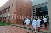 Crisis de la salud también golpea al hospital Isaías Duarte Cancino