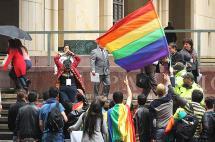 Gobierno y organizaciones defienden matrimonio igualitario en Colombia