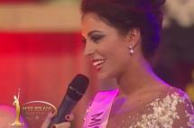 #ElPaísViral: otra reina da una respuesta 'de antología' en un concurso de belleza