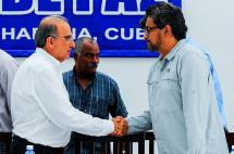 Gobierno y Farc se reúnen para aclarar diferencias en acuerdo de justicia