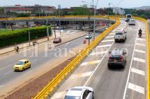 Puente de la Carrera 70 será cerrado un mes por trabajos de mantenimiento