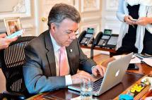 Esto respondió Santos sobre los mitos del proceso de paz vía Twitter