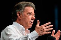 Santos planteó que las Farc tengan curules directas en el Congreso