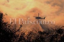 Se han registrado 2.892 incendios forestales en Colombia durante el 2015