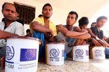 Aumenta a 76 los migrantes muertos en el naufragio de un barco en Libia