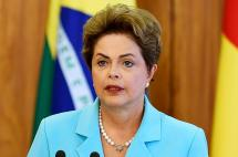 Esta noche llega a Colombia la presidenta de Brasil, Dilma Rousseff