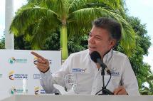 Van más de 500 capturados por robo de celulares, dice presidente Santos