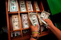Dólar abre con un alza de $11,13 y se cotiza en $3131,06