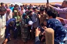 Hoy fue el funeral del niño sirio que se convirtió en ícono de los refugiados