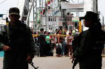 Venezuela dice haber capturado a 32 paramilitares en la frontera con Colombia