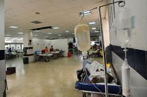 Video: las voces de una crisis que tiene al HUV en cuidados intensivos
